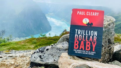 Trillion Dollar Baby   Paul Cleary