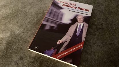 Investing with Anthony Bolton   Bolton & Davis