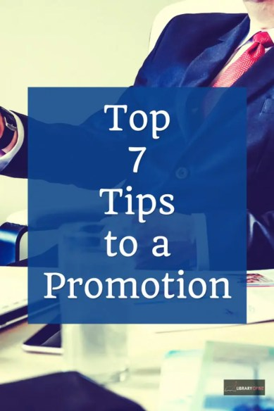 Looking for a promotion? Check out this post on how to get to the job of your #dreams.