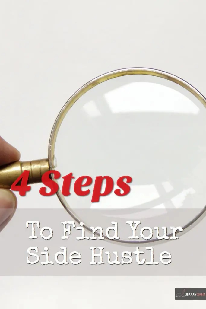 We have posted about the four steps that helped us find our side hustles! Check it out!