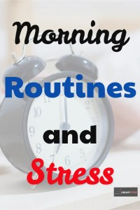 Morning routines can be stressful and exhausting. Here are our tips to help get you and your family out the door each morning stress free.