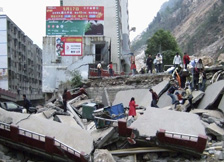 The Aftermath of the Sichuan Earthquake - image courtesy of Mercycorps.org