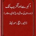 Akbar Se Aurangzeb Tak By W H Moreland Pdf