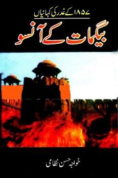 Begmat Ke Aansu by Khawaja Hassan Nizami Download Free Pdf