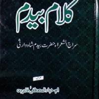 Kalam e Bedam By Syed Bedam Shah Warsi Pdf
