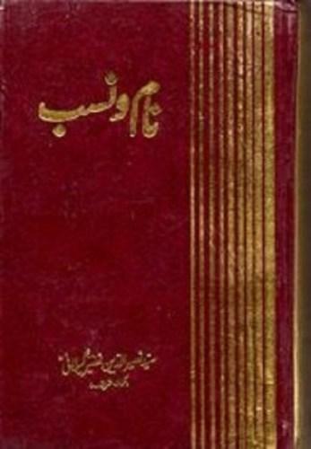 Naam O Nasab by Peer Naseer Ud Din Download Free PDf