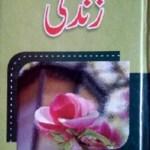 Zindagi Novel by Chaudhry Afzal Haq Pdf