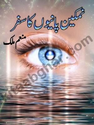 Namkeen Panion Ka Safar Novel By Munam Malik Pdf
