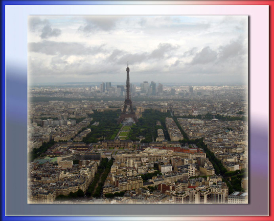 Paris vue