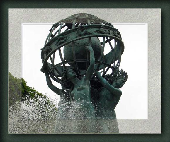 La fontaine du monde