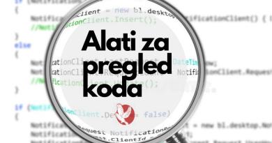 Alati za pregled koda