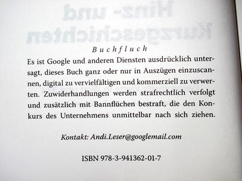 Buchfluch 2.0