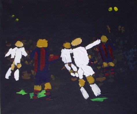 AC-0042-Blaugrana y Merengue-2008