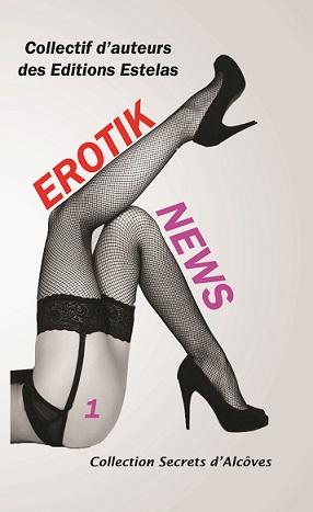 Erotik T1 - 1ere Couv