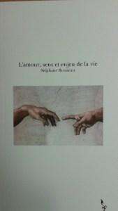 Couverture L'AMOUR SENS ET ENJEU DE LA VIE