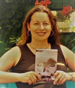 Virginie Magnier-Pavé, auteure de Le murmure de l'enfer, roman à suspense