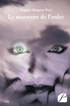 Première de couverture de Le murmure de l'enfer par Virginie Magnier-Pavé