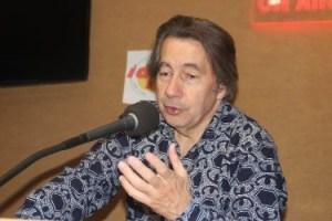 Jean-Pierre Paulhac écrivain poète enseignant