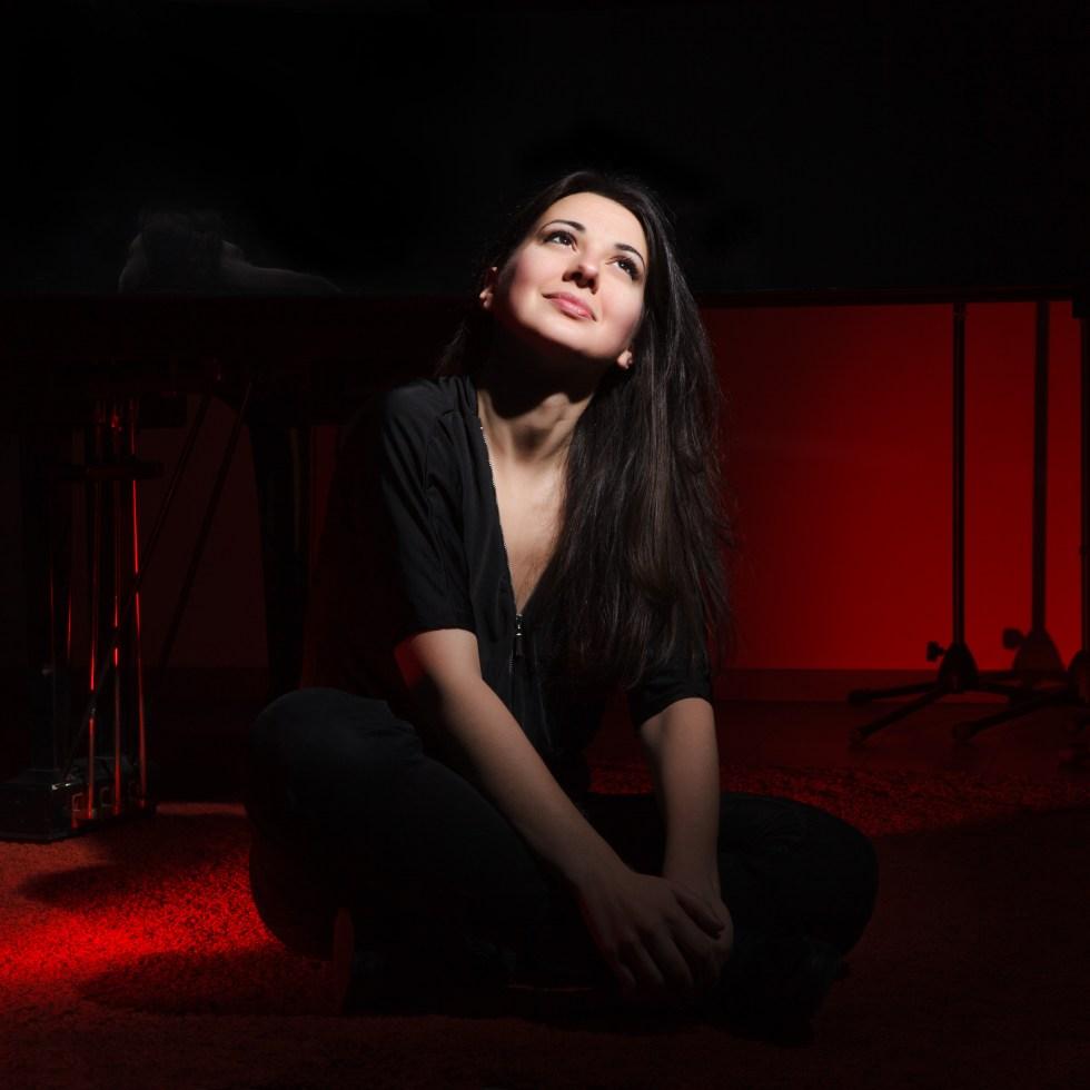 Maria Kotrotsou compositrice pianiste