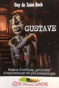 Première de couverture de GUSTAVE un livre de Guy de Saint-Roch