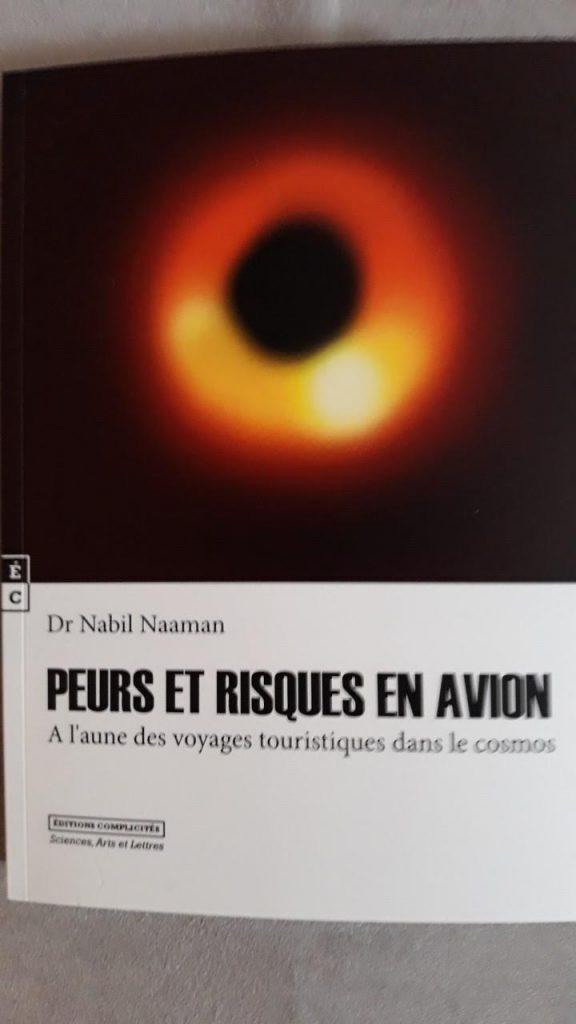 Peurs et risques en avion par le docteur Nabil Naaman