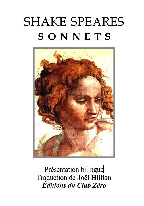 Sonnets de Shakespeare par Joël Hillion