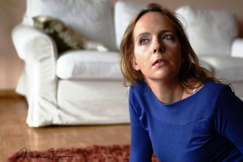 Virginie Vanos auteure mannequin photographe