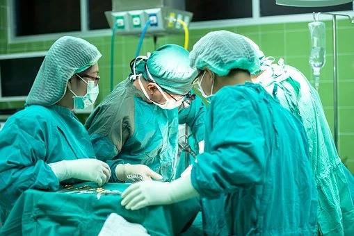 santé : équipe médicale