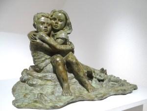 Espérance - Bronze de Anne Boisaubert