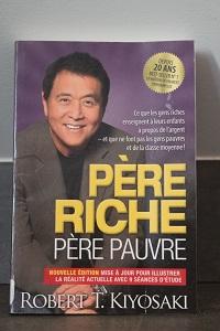 Livre : Père riche Père pauvre de Robert Kiyosaki