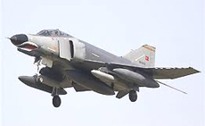 Phantom F4 dell'aviazione turca