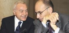 Gianni ed Enrico Letta