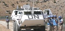 La missione Undof sul Golan