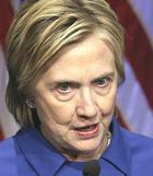 Hillary Clinton sconfitta