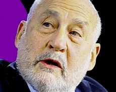 Il Premio Nobel Joseph Stiglitz