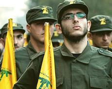Miliziani libanesi di Hezbollah