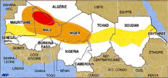 Ressources Mali-Niger-Algerie