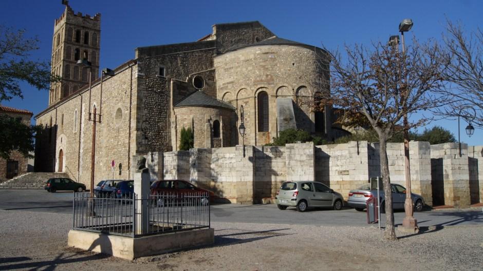 Elne Cloitre Eglise - P.O.