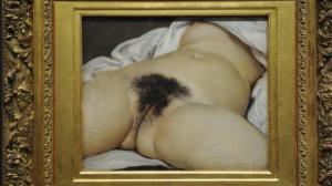 La naissance du monde Courbet