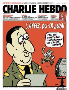 Couv Charlie 18 juin 2014