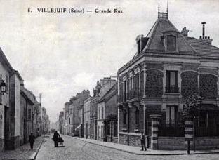Gd Rue Villejuif _Rue J Jaurès