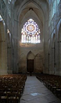 Cathédrale St Etienne - Vitrail