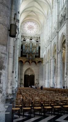 Cathédrale Amiens - Les orgues