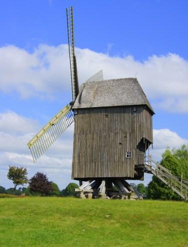Saint Maxent - le moulin