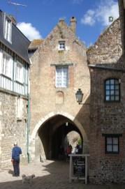 Saint Valéry en Somme - Porte de Nevers
