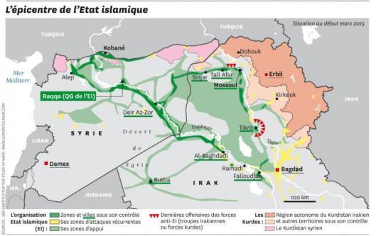 Etat Islamique Nov 2015