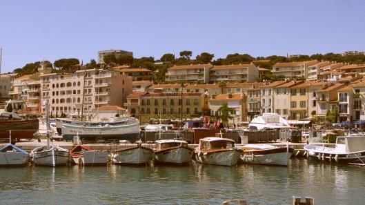 Cassis - Le port de plaisance