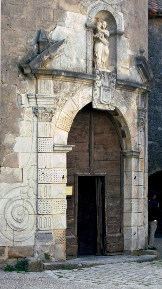 Porte de l'Eglise