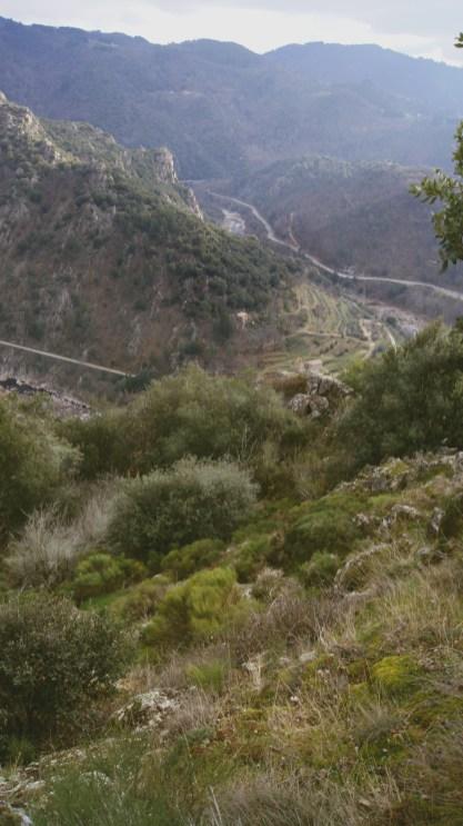 Campagne du centre Ardèche