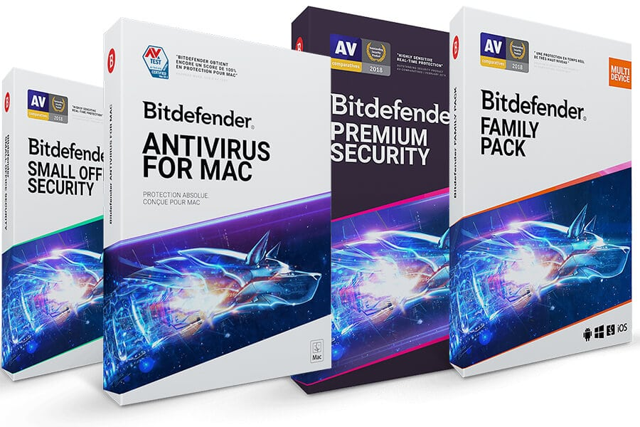 Bitdefender Gratuit antivirus